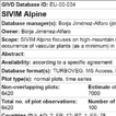 SIVIM Alpine – Database of high-mountain g ...