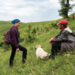 Grassland with tradition: sampling across ...